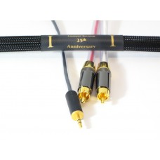 Purist Audio Design 25th Anniversary 3.5mm to RCA Cable