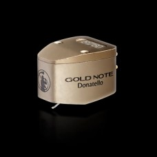 Gold Note Donatello Gold MC Phono Cartridge Australia