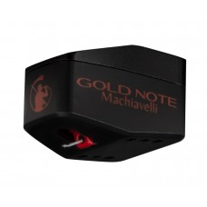 Gold Note Machiavelli Red MC Phono Cartridge