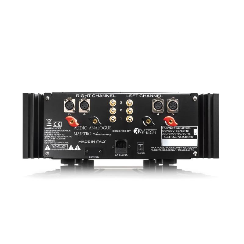 Audio Analogue Maestro Anniversary Integrated Amplifier rar