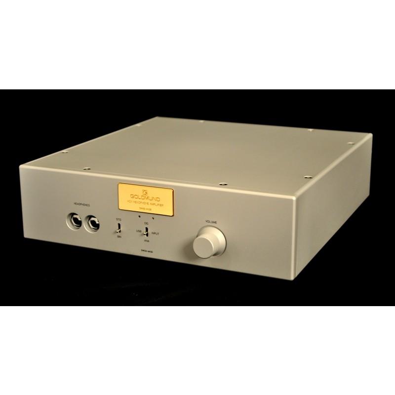 Goldmund THA2 Headphone amp
