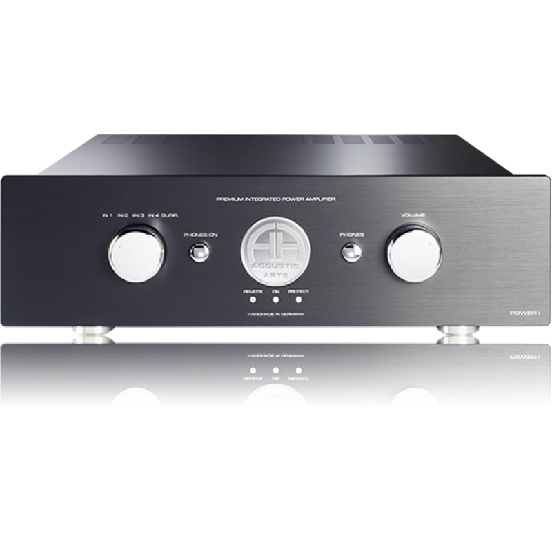 accustic arts power i mk4 integrated amplifier