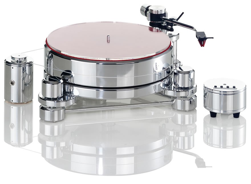 Acoustic Solid Machine Turntable