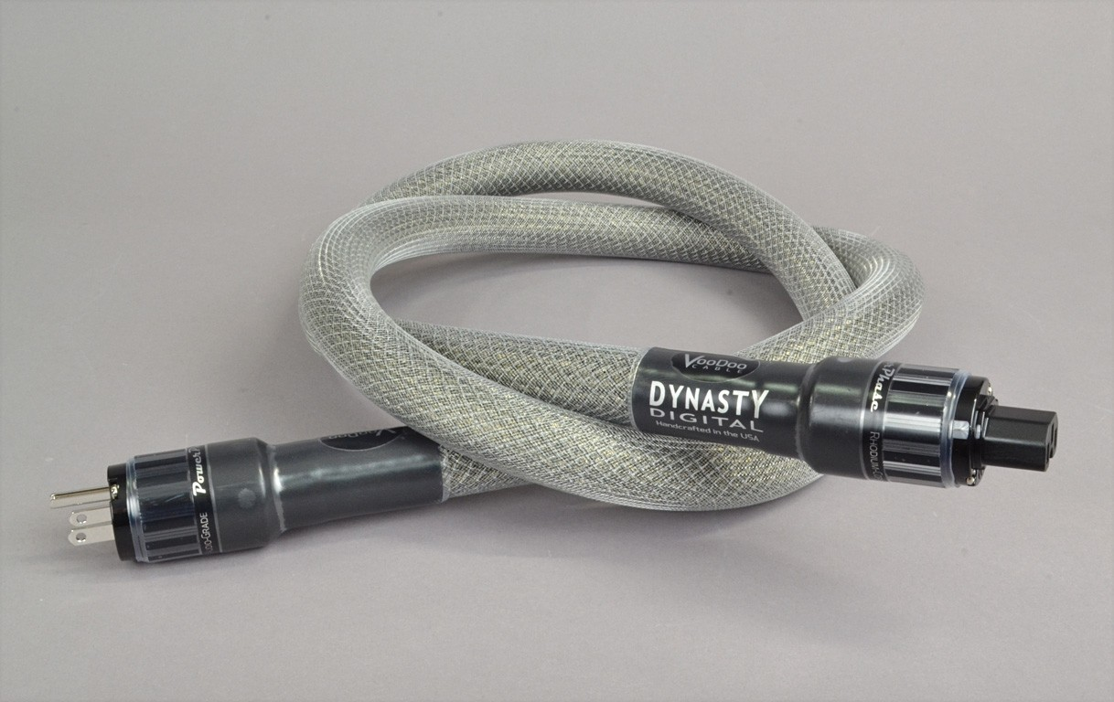 Voodoo Cable Dynasty Digital Powercord