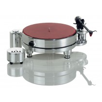 Acoustic Solid Machine Small Turntable