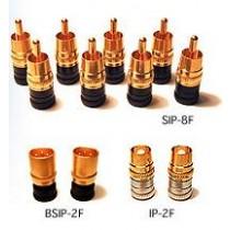 Acoustic Revive Short Plug SIP-8F,BSIP-2F