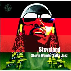 STEVELAND - Stevie Wonder Talks Jazz (180g LP Vinyl)