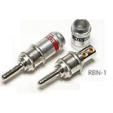 Acoustic Revive RBN-1 Banana Plug