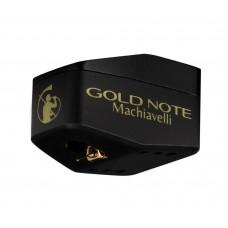 Gold Note Machiavelli Gold MC Phono Cartridge