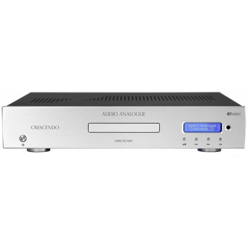 Audio Analogue The Crescendo CD Player Silver