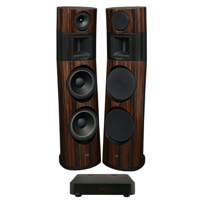 Ayon Audio Black Fire XS Speaker System