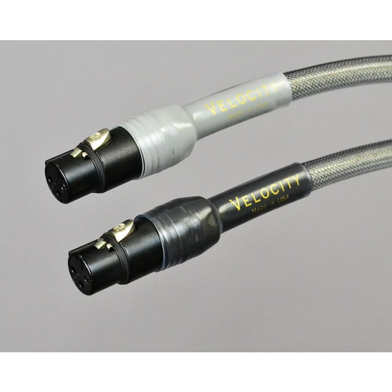 Voodoo Cable Velocity Interconnect Cables XLR