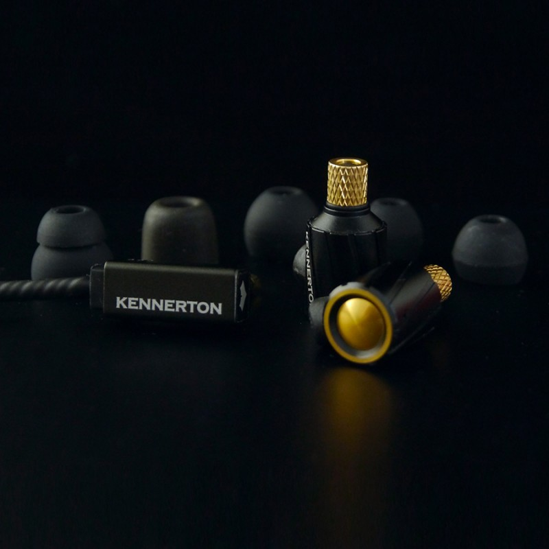 Kennerton Algiz Earphones Luxury