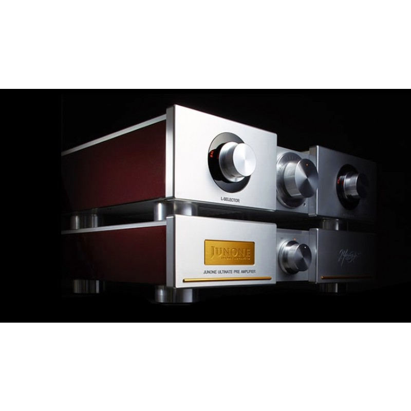 Triode JUNONE Reference One Preamplifier