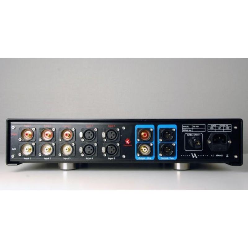 Vitus Audio RL-101 rear