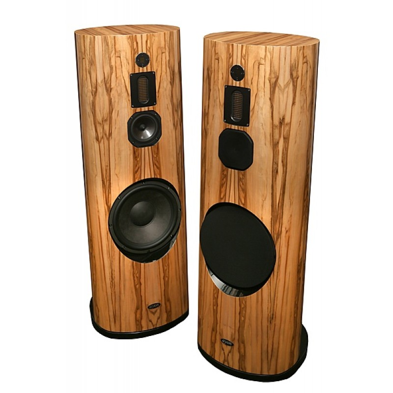 Ayon Audio Black Hawk S Speakers