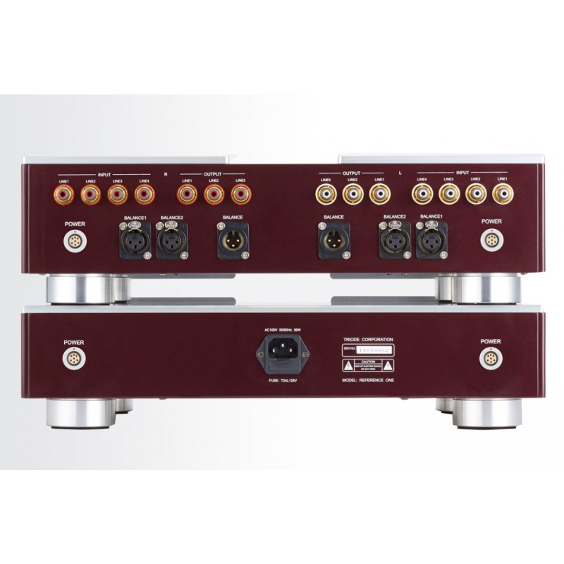 Triode JUNONE Reference One Preamplifier Australia