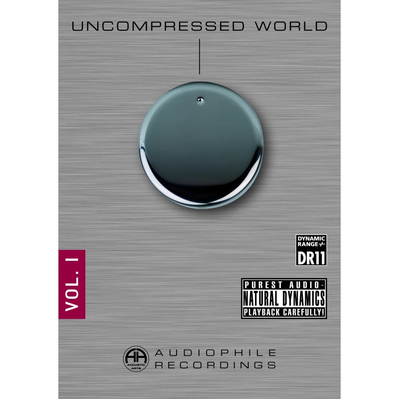 Accustic Arts Uncompressed World Vol. 1