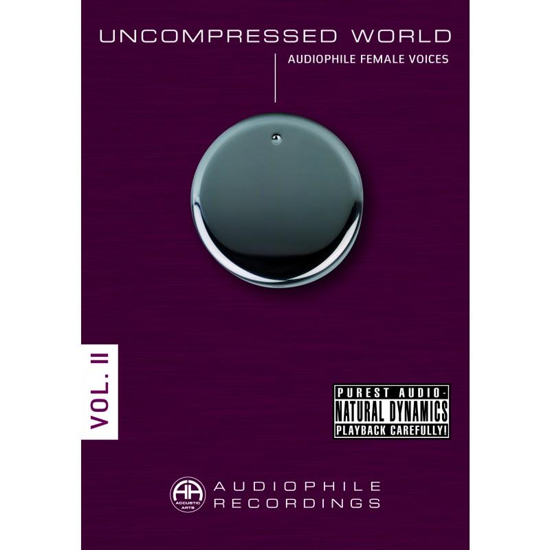 Accustic Arts Uncompressed World Vol. 2 CD