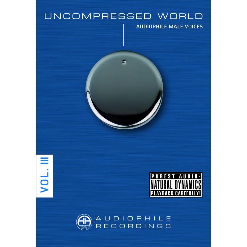 Accustic Arts Uncompressed World Vol. 3