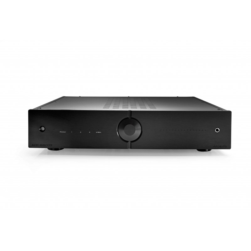 Audio Analogue Cento Integrated Amplifier Black