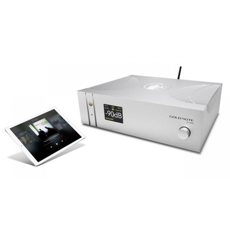 Gold Note IS-1000 Integrated Amplifier Australia App