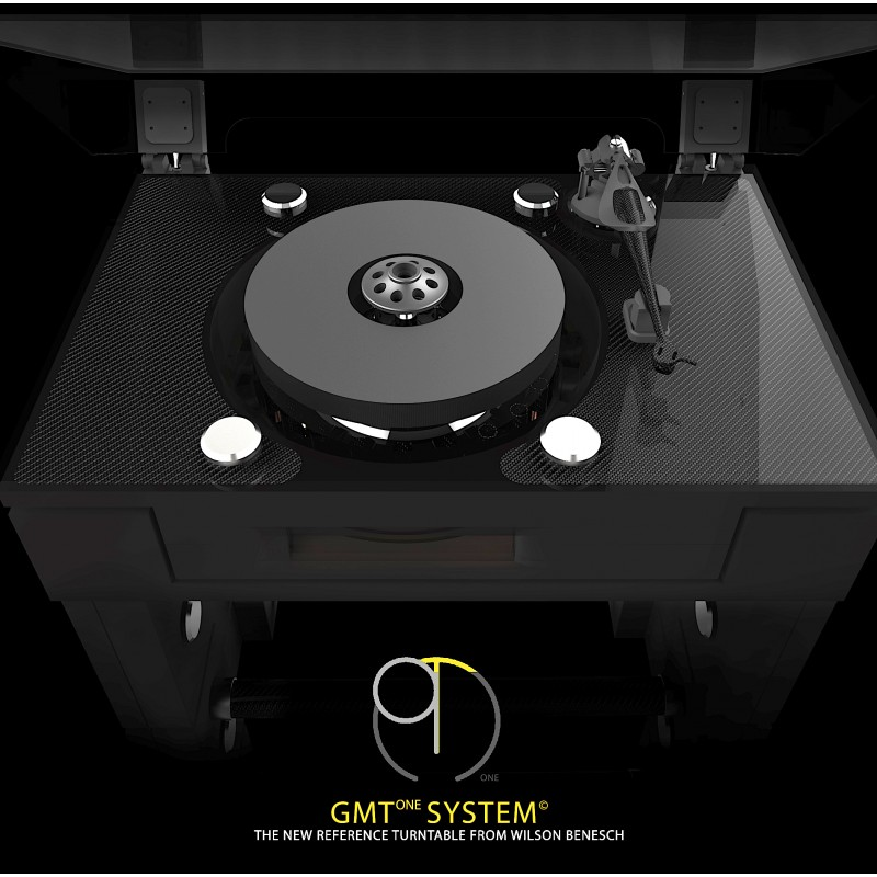 Wilson Benesch GMT One System Reference Turntable Australia